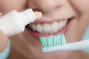 Eugene dentist office - toothbrush