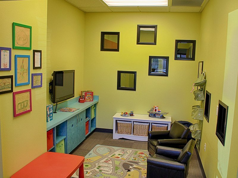 Office Playroom